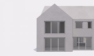 Stepped House Planning Received