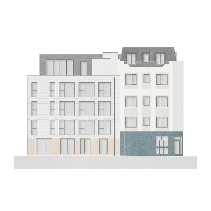 Building Control Approval For Penthouse Development
