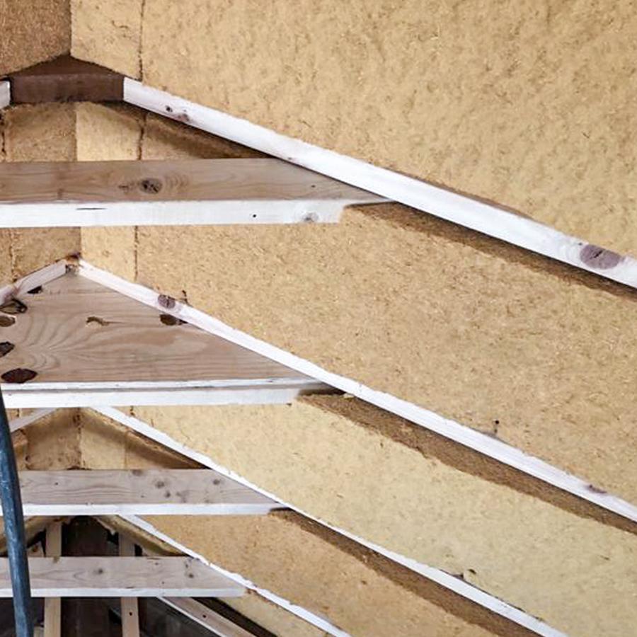 Pavatex Wood Fibre Insulation
