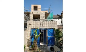 East London House Project 1