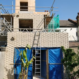 East London House Project Update