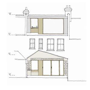Loft Conversion Project Brixton London